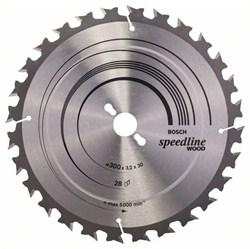 Пильный диск Bosch Speedline Wood 300 x 30 x 3,2 mm, 28 [2608640681]