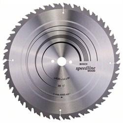 Пильный диск Bosch Speedline Wood 400 x 30 x 3,5 mm, 36 [2608640684]