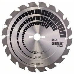Пильный диск Bosch Construct Wood 300 x 30 x 3,2 mm, 20 [2608640690]