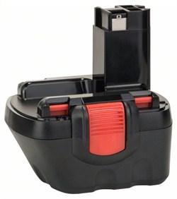 Аккумулятор 12 В, тип Bosch O SD, 2 Ah, NiCd [2607335262]