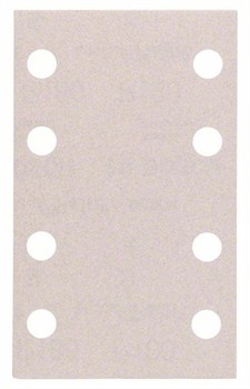 Bosch Набор из 10 шлифлистов 80 x 133 mm, 180 [2608607225]