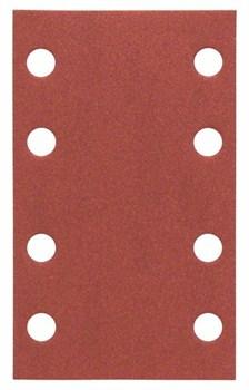 Bosch Набор из 10 шлифлистов 80 x 133 mm, 240 [2608607234]