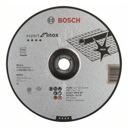Отрезной круг, выпуклый, Bosch Expert for Inox - Rapido AS 46 T INOX BF, 230 mm, 1,9 mm [2608600711]