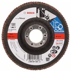 Bosch Лепестковый шлифкруг 115 мм, 22,23 мм, 120 [2608607325]