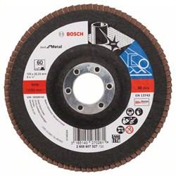 Bosch Лепестковый шлифкруг 125 мм, 22,23 мм, 60 [2608607327]
