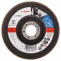 Bosch Лепестковый шлифкруг 125 мм, 22,23 мм, 80 [2608607328]