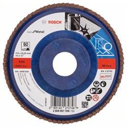Bosch Лепестковый шлифкруг 115 мм, 22,23 мм, 60 [2608607335]