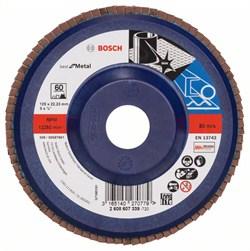 Bosch Лепестковый шлифкруг 125 мм, 22,23 мм, 60 [2608607339]