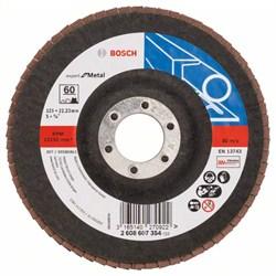 Bosch Лепестковый шлифкруг 125 мм, 22,23 мм, 60 [2608607354]