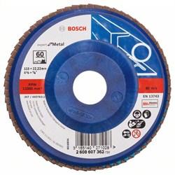 Bosch Лепестковый шлифкруг 115 мм, 22,23 мм, 60 [2608607362]