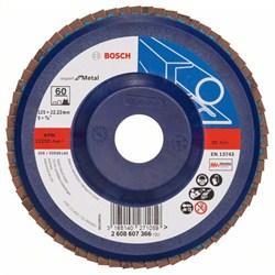 Bosch Лепестковый шлифкруг 125 мм, 22,23 мм, 60 [2608607366]