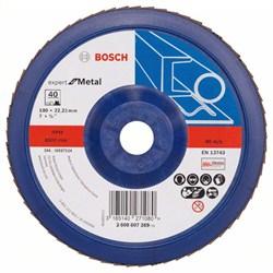 Bosch Лепестковый шлифкруг 180 мм, 22,23 мм, 40 [2608607369]