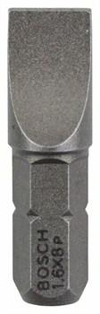 Насадка-бита Bosch Extra Hart S 1,6x8,0, 25 mm [2607001472]