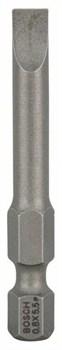 Насадка-бита Bosch Extra Hart S 0,8x5,5, 49 mm [2607001479]