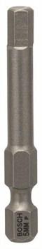 Насадка-бита Bosch Extra Hart HEX 5, 49 mm [2607001734]