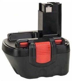 Аккумулятор 12 В, тип Bosch O DIY, 1,2 Ah, NiCd [2607335526]