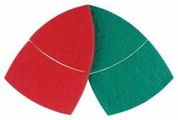 Bosch Набор из 2 чистящих прочесов 102 x 62, 93 mm [2608607419]