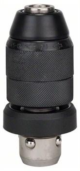 Быстрозажимной сверлильный патрон с переходником 1,5-13 мм, Bosch SDS-plus [2608572212]