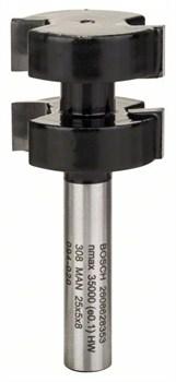 Гребневые фрезы 8 mm, Bosch D1 25 mm, L 5 mm, G 58 mm [2608628353]