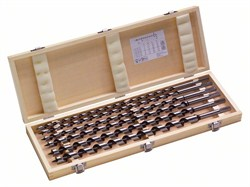 Bosch Набор из 6 винтовых свёрл 10; 12; 14; 16; 18; 20 mm/450 mm [2607019323]