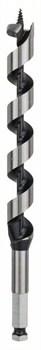 Bosch Винтовое сверло по древесине, шестигранник 20,0 x 160 x 235 mm [2609255246]