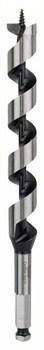 Bosch Винтовое сверло по древесине, шестигранник 22,0 x 160 x 235 mm [2609255248]