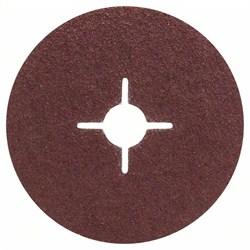Bosch Набор из 5 фибровых шлифкругов для угловых шлифмашин, корунд  [2609256250]
