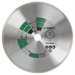 Bosch Алмазный отрезной круг по керамической плитке 115 x 22 x 1,7 x 5,0 mm [2609256416]