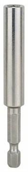 """Bosch Универсальный держатель Хвостовик с наружным шестигранником 1/4"""", с пружинным стопорным кольцом [2609255901]"""