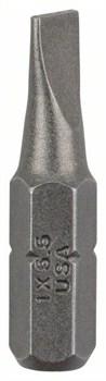 Бита Bosch Standard HEX S 1,0 x 5,5, 25 mm [2609255910]