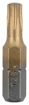 Бита Bosch Titanium T T 25, 25 mm [2609255943]
