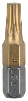 Бита Bosch Titanium T T 27, 25 mm [2609255944]