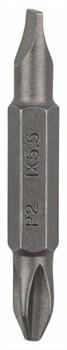 Двухсторонняя насадка Bosch HEX1,0x5,5-PH2 S1,0x5,5-PH2; 45 mm [2609255954]