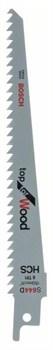 Пильное полотно Bosch HCS, S 644 D Top for Wood [2609256701]