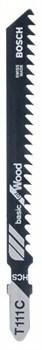Пильное полотно Bosch HCS, T 111 C Basic for Wood [2609256716]
