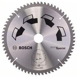 Пильный диск Bosch SPECIAL 235 x 30 x 2,5 mm, 64 [2609256895]