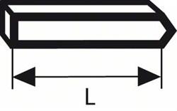 Bosch Штифт, тип 40 16,0 mm [2609255804]