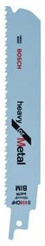 Пильное полотно Bosch S 926 CHF Heavy for Metal [2608657397]