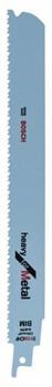 Пильное полотно Bosch S 1126 CHF Heavy for Metal [2608657398]