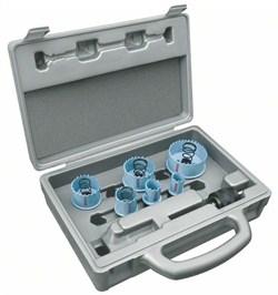 Набор коронок Bosch Sheet Metal из 9 шт. 20; 25; 32; 38; 51; 64 mm [2608580089]