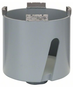 Bosch Алмазные зенкеры для розеток 82 мм, 60 мм, 4 сегмента, 7 мм [2608550577]