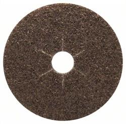Набор из 2 войлочных кругов 125 мм, 22,23 мм, Bosch Coarse, 7 650 об/мин [2608607636]
