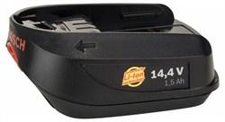 Вставной аккумулятор 14,4 В Bosch DIY, 1,5 Ah, Li Ion [2607336206]