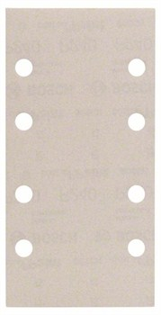 Bosch Набор из 50 шлифлистов 93 x 186 mm, 240 [2608607974]