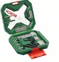 Набор сверл и насадок-бит Bosch X-Line Classic из 34 шт. [2607010608]