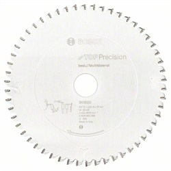 Пильный диск Bosch Top Precision Best for Multi Material 210 x 30 x 2,3 mm, 54 [2608642096]