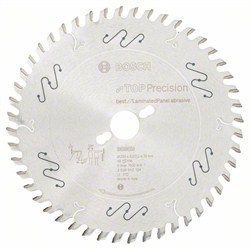 Пильный диск Bosch Top Precision Best for Laminated Panel Abrasive 250 x 30 x 3,2 mm, 48 [2608642104]