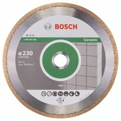 Алмазный отрезной круг Bosch Standard for Ceramic 230 x 25,40 x 1,6 x 7 mm [2608602538]