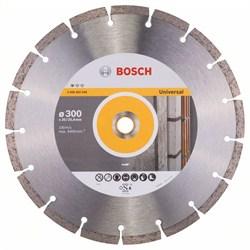 Алмазный отрезной круг Bosch Standard for Universal 300 x 20,00+25,40 x 3,1 x 10 mm [2608602548]