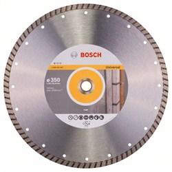 Алмазный отрезной круг Bosch Standard for Universal Turbo 350 x 20,00+25,40 x 3 x 10 mm [2608602587]
